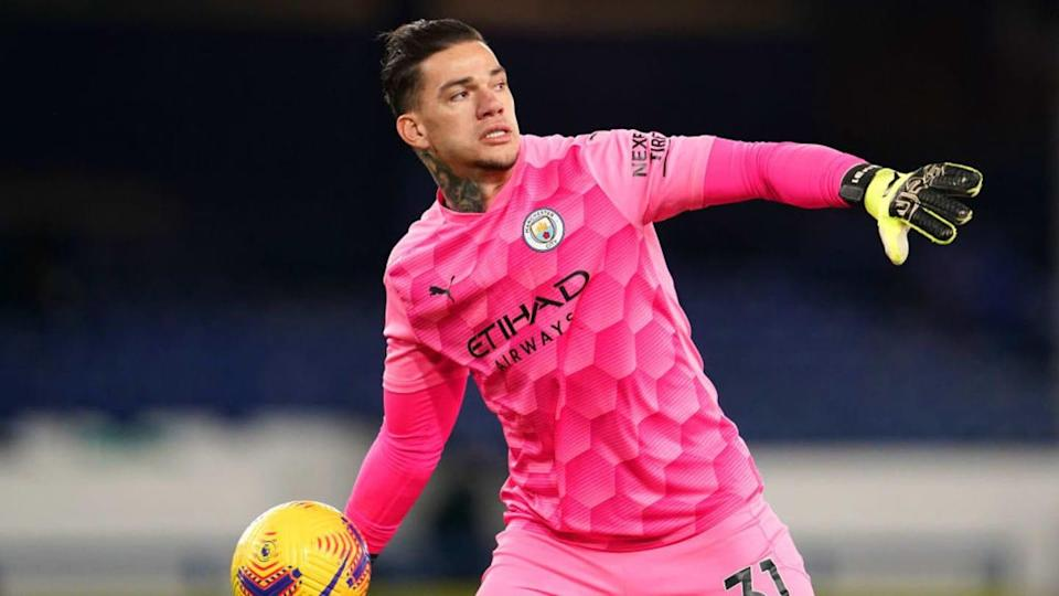 Ederson | Pool/Getty Images