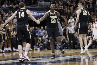 Best sport: men's basketball. Trajectory: down. The Boilermakers slipped 16 spots year-over-year, with their lowest finish since 2015. A year after scoring big points in women's track, indoor and outdoor, Purdue failed to score in both. The men's basketball run to within a buzzer beater of the Final Four was the highlight.