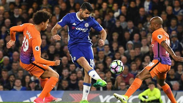<p>Diego Costa is the spearhead of the Chelsea front-line and rightly so. </p> <br><p>The Spaniard, like Ibra, has netted 17 goals this season making him one of the most prolific strikers in the Premier League. His fiery temper and the aggression he brings to the game are characteristics that alone strikers must possess, even if it does get him into trouble with the officials.</p> <br><p>Costa, like Hazard, has been boosted with confidence since the arrival of Conte and has proved why is he to be considered one of the best strikers in European football. </p>