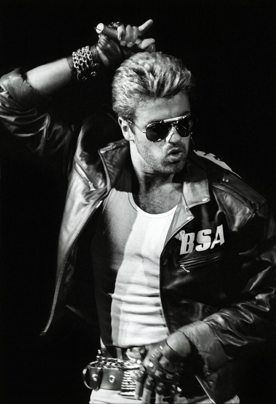 George Michael was a Grammy-winning pop icons known for his groundbreaking solo work and for fronting Wham! in the 1980s. He died on Christmas Day at age 53. (Photo: Redferns)