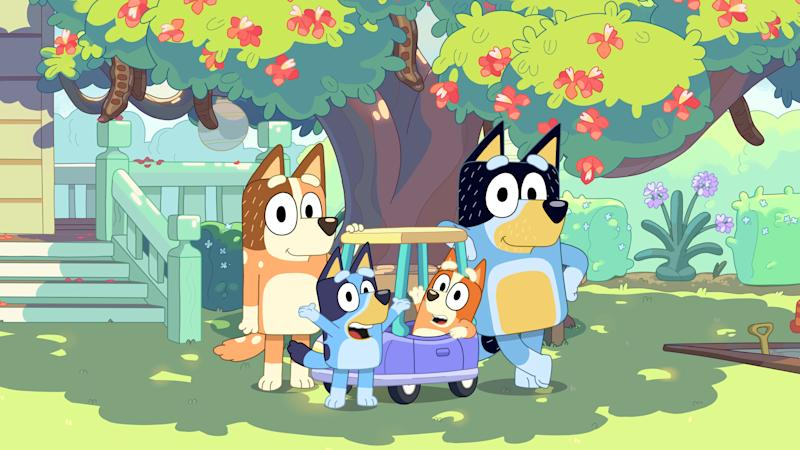 'Bluey' is the Aussie cartoon that has won praise around the world. Here's what it takes to create a global sensation.