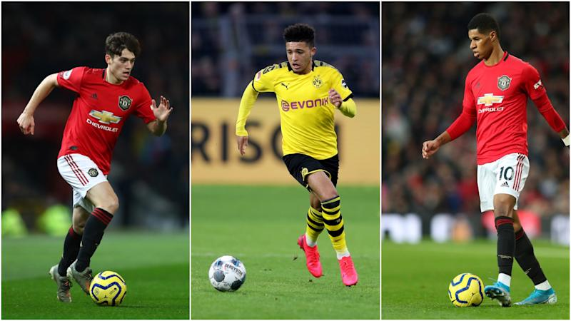 Sancho to Man Utd? Opta data exposes the gulf between BVB star and Red Devils attackers