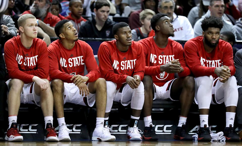 In January, the FBI subpoenaed records from N.C. State as part of the continuing investigation in college basketball corruption. (Getty)