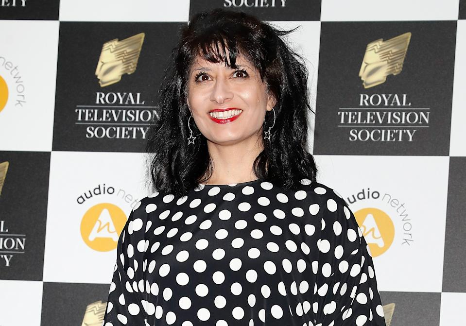 Shappi Khorsandi took part in 'I'm A Celebrity' in 2017. (Getty Images)