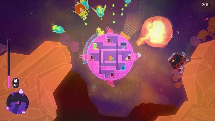 thanksgiving games lovers in a dangerous spacetime