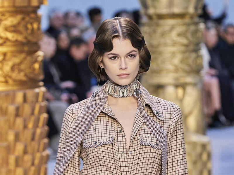Chloe explores 'ethereal womanhood' with fall 20 collection