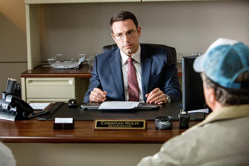 In 'The Accountant,' Affleck plays number-crunching genius with hidden talents