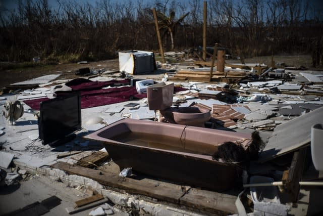 Bahamas Families Destroyed by Dorian