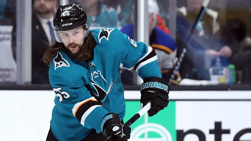 Sharks' Erik Karlsson, Marc Edouard-Vlasic, Martin Jones excites Randy Hahn