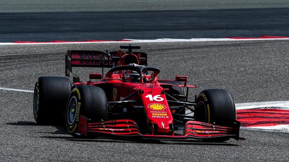 Formula 1: Ferrari launch new SF21 car