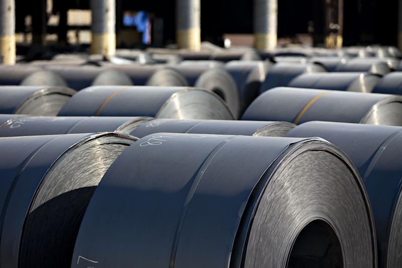 U.S. Steel Portends More Blue-Collar Pain With 2,700 Layoffs