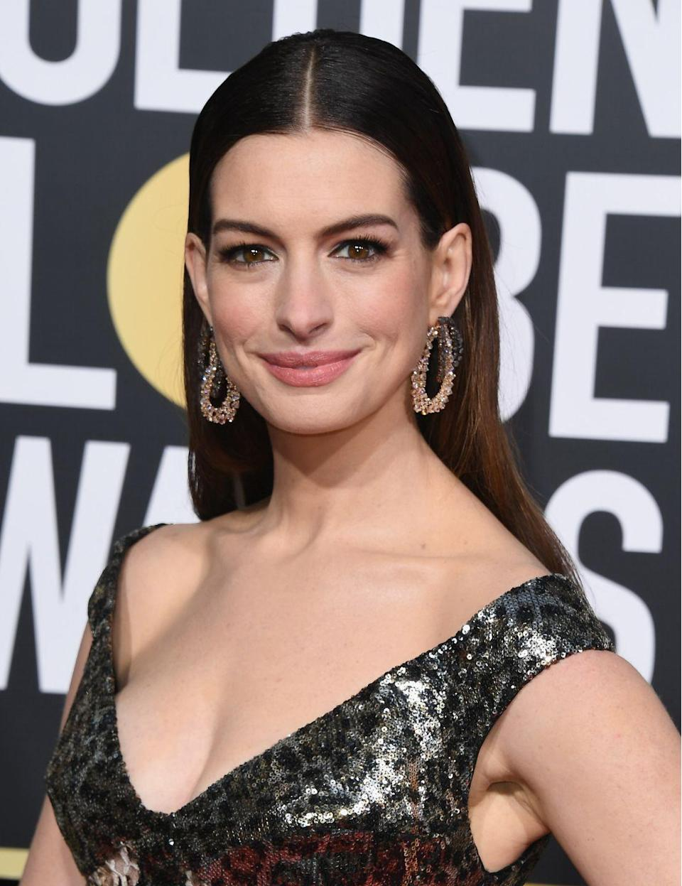 <p>We had high hopes for Anne Hathaway and Rebel Wilson's collaboration in <em>The Hustle</em>. But all hope was lost when the Oscar winner appeared on-screen with a bad British accent. It went downhill from there. </p>