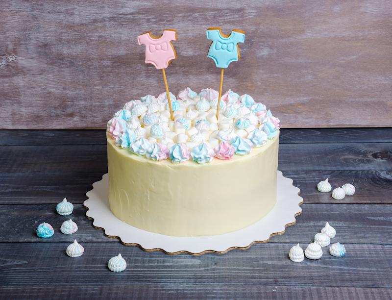 Gender reveal parties have become hugely popular recently [Photo: Getty]