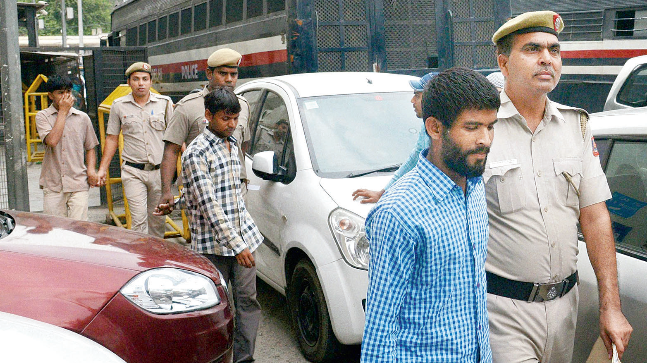 The Delhi High Court on Monday upheld the sentence of life imprisonment till death to five convicts for raping a 52-year-old female Danish tourist in the Capital in 2014.