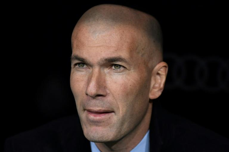 Zinedine Zidane's future in charge at the Santiago Bernabeu is hanging by a thread