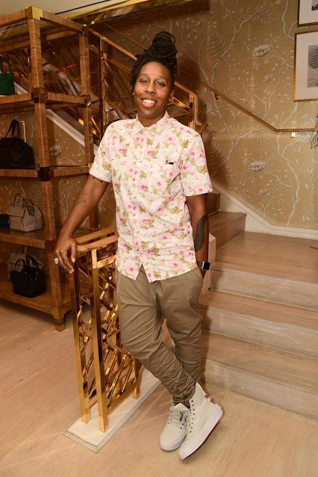 AtGlamour x Tory Burch's Women To Watch Lunch in Beverly Hills.