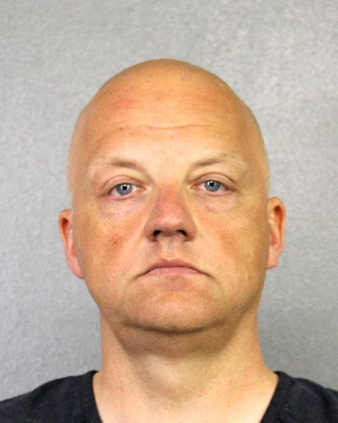 FILE PHOTO: Volkwagen executive Oliver Schmidt in Fort Lauderdale