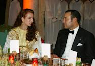 <p>King Mohammed VI currently rules Morocco. He divorced from his wife, Princess Lalla Salma in March 2018. The couple share two children together, heir Moulay Hassan and Princess Lalla Khadija. <em>[Photo: Getty]</em> </p>