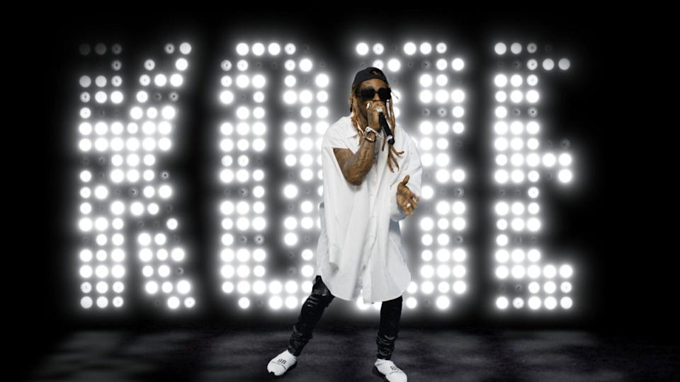 Lil Wayne performing at the BET Awards earlier this year (Photo: BET Awards 2020 via Getty Images)