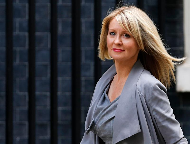 Former Secretary of State for Employment Esther McVey will defend a Conservative majority of 18,000 in Tatton: REUTERS
