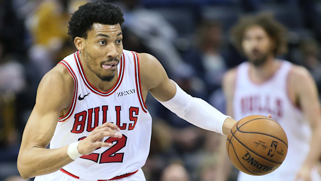 The Bulls' Otto Porter checked in at 85th on Forbes' annual list of the highest paid athletes, which takes into account both professional salary (and winnings) as well as endorsement money.