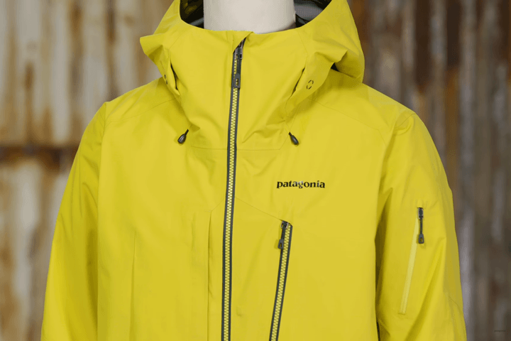 Patagonia's innovative new PowSlayer jackets utilize recycled nylon to help reduce the greenhouse gases associated with manufacturing fabrics, making the company even more environmentally conscious than it already is.