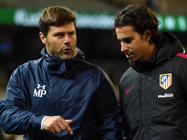 Pochettino admires the success Simeone has had at Atletico: Getty