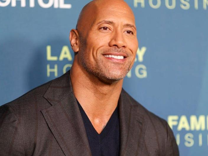Dwayne Johnson's tequila label launched in 2020.