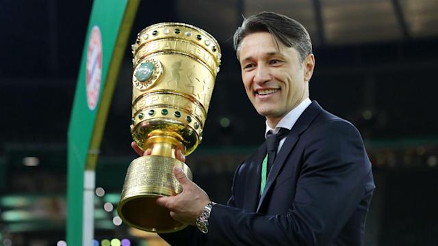Bayern Munich won the DFB-Pokal on Saturday, and the club's hierarchy has reiterated its stance on head coach Niko Kovac's position.