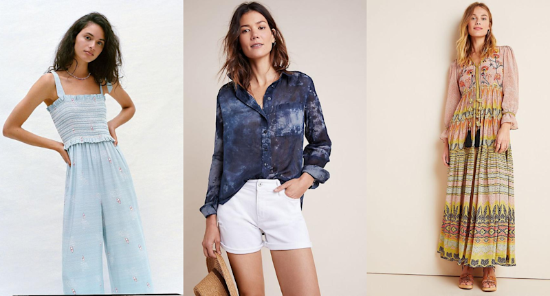 Anthropologie — Extra 30% off clothing