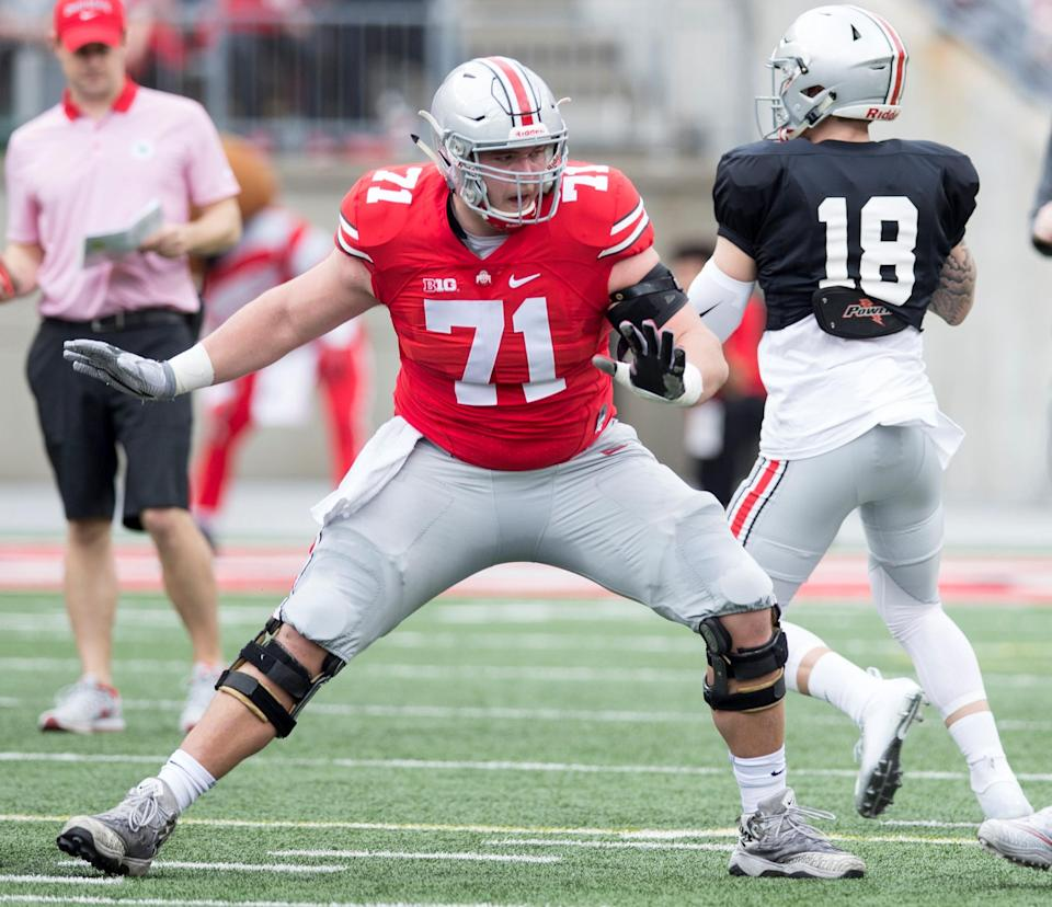 Ohio State center Josh Myers heading to the NFL - Buckeyes Wire