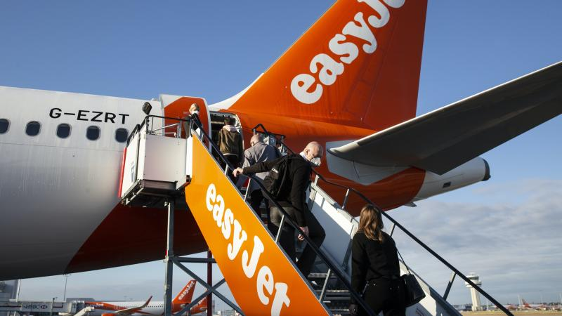 EasyJet calls for urgent state support as it braces for first annual loss