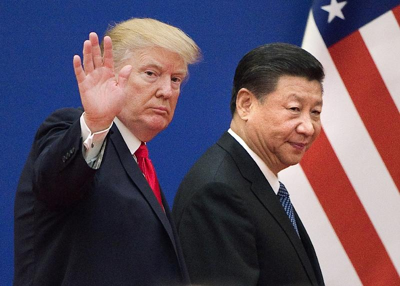 US President Donald Trump has repeatedly lashed out at China's lax IP protection laws