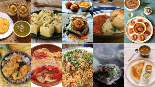 Indian cuisine consists of a wide variety of traditional cuisines.