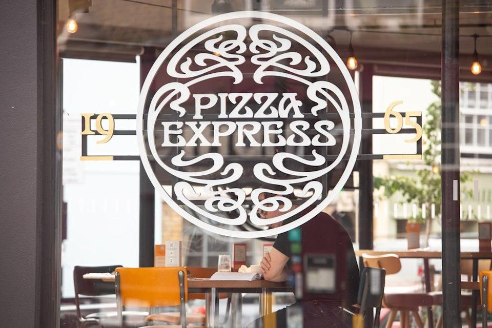 Pizza Express has given an upbeat forecast (PA) (PA Archive)
