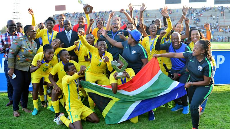 South Africa name squad for 2019 Cosafa Women's Cup