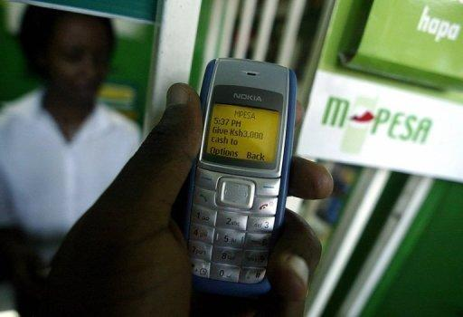 Africa, Asia lead 'mobile money' boom