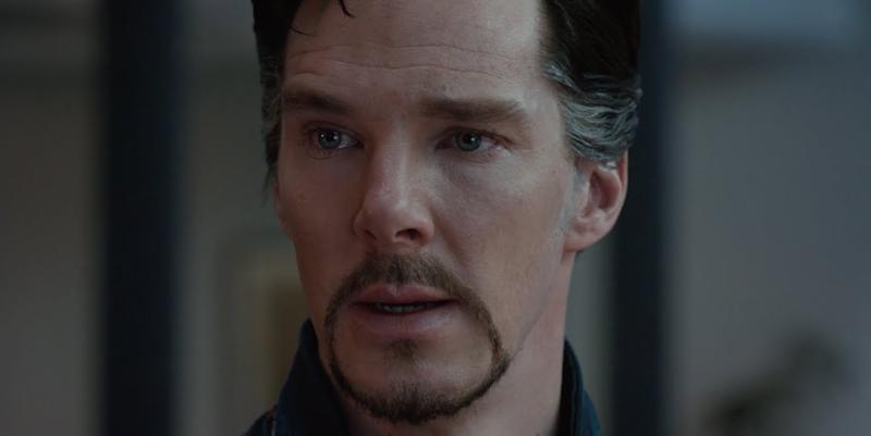"""The international trailer for """"Doctor Strange"""" is here, and it'll give you Benedict Cumberbatch goosebumps"""