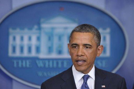 Obama 'modestly optimistic' for fiscal deal