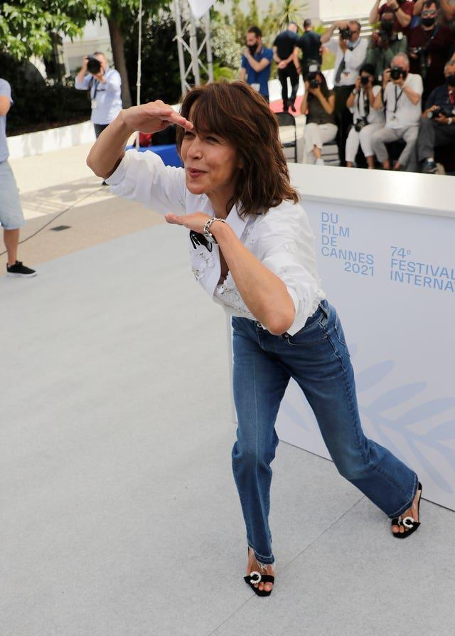 France Cannes 2021 Everything Went Fine Photo Call