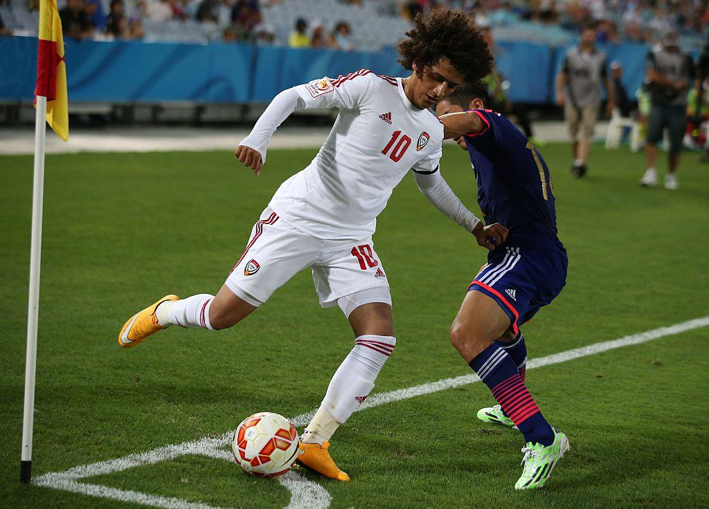 The AFC Player of the Year insists that beating Japan is crucial to UAE's World Cup ambitions.
