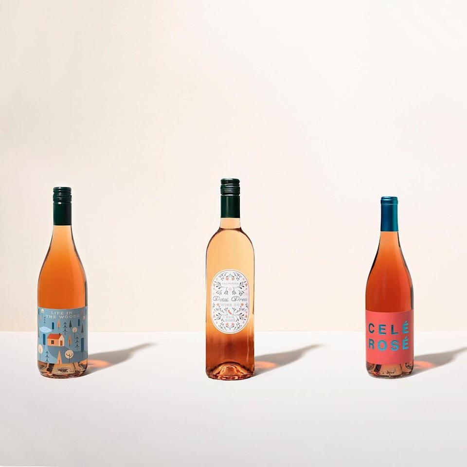 """There's no such thing as too much vino when it comes to celebrating your friends tying the knot, and Bright Cellars is the most on-brand <a href=""""https://www.glamour.com/gallery/best-wine-subscriptions?mbid=synd_yahoo_rss"""" rel=""""nofollow noopener"""" target=""""_blank"""" data-ylk=""""slk:wine subscription service"""" class=""""link rapid-noclick-resp"""">wine subscription service</a> to hook them up with. Using an algorithm to match their taste and weed out unwanted flavors, Bright Cellars guarantees they'll find their wine soul mate. $60, Bright Cellars. <a href=""""https://www.brightcellars.com/"""" rel=""""nofollow noopener"""" target=""""_blank"""" data-ylk=""""slk:Get it now!"""" class=""""link rapid-noclick-resp"""">Get it now!</a>"""