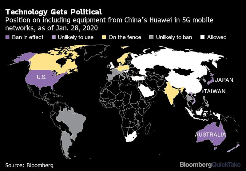 Huawei Makes End-Run Around U.S. Ban by Using Its Own Chips