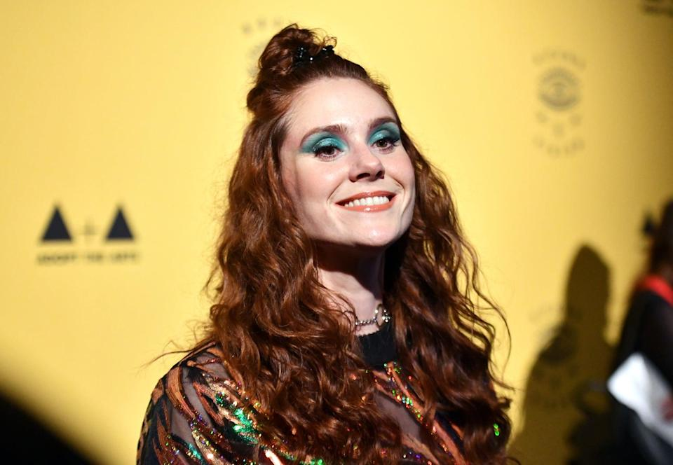 LOS ANGELES, CALIFORNIA - MARCH 07: Singer Kate Nash attends the 7th Annual Adopt the Arts Benefit Gala at The Wiltern on March 07, 2019 in Los Angeles, California. (Photo by Scott Dudelson/Getty Images)