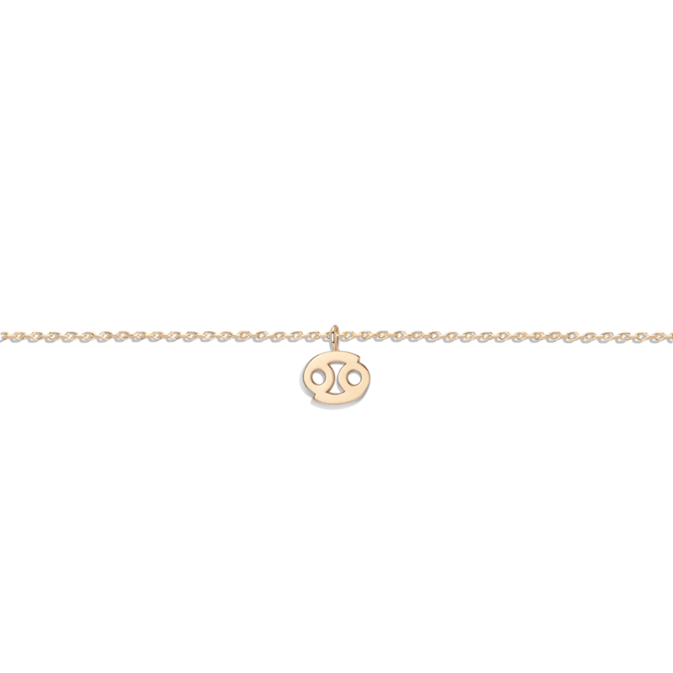"""<h3>Aurate Zodiac Bracelet</h3><br>For the recipient that's crazy about all things astrology, consider this dainty zodiac bracelet made to signify their own sign. <br><br><em>Shop</em> <a href=""""https://auratenewyork.com"""" rel=""""nofollow noopener"""" target=""""_blank"""" data-ylk=""""slk:Aurate"""" class=""""link rapid-noclick-resp""""><strong><em>Aurate</em></strong></a><br><br><strong>Zodiac</strong> Zodiac Bracelet, $, available at <a href=""""https://go.skimresources.com/?id=30283X879131&url=https%3A%2F%2Fauratenewyork.com%2Fproducts%2Fgold-zodiac-bracelet"""" rel=""""nofollow noopener"""" target=""""_blank"""" data-ylk=""""slk:Aurate"""" class=""""link rapid-noclick-resp"""">Aurate</a>"""