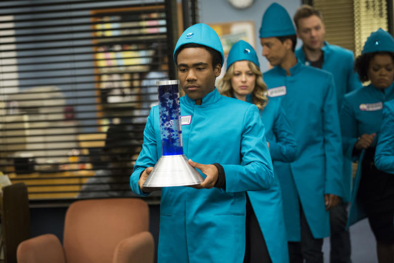 'Community' Cast - Including Donald Glover - to Reunite for Virtual Table Read