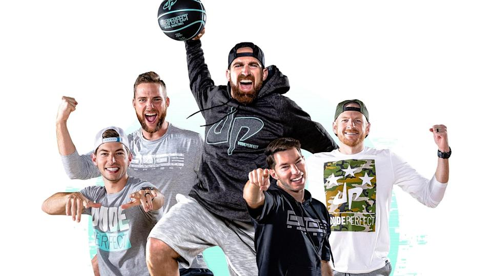 Courtesy of Dude Perfect