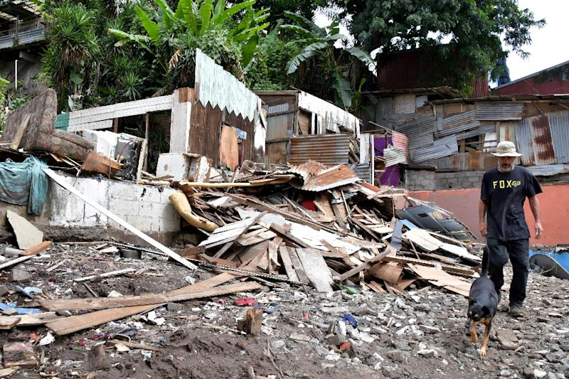 Image result for At least 28 people killed as Tropical Storm Nate hits Mexico and US