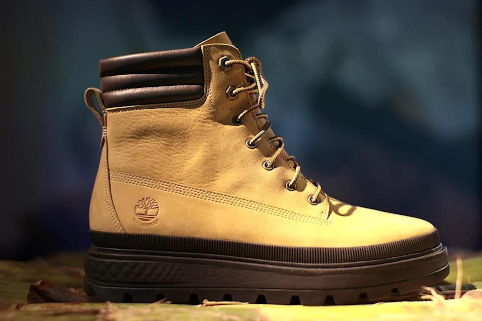 Timberland GreenStride Ray City Waterproof Boots for women. - Credit: Courtesy of Timberland