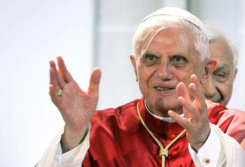 Benedetto XVI (REUTERS/Andreas Gebert)